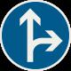 Priamo a vpravo