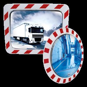 Dopravné zrkadlá
