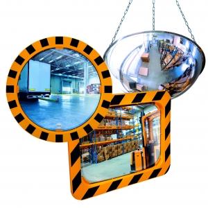 Zrkadlá pre priemysel