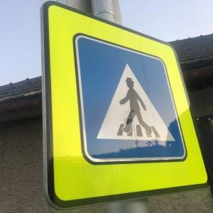 Zvislé dopravné značenie - realizácia